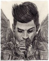 026. Adam Lambert - Blamed Angel by BlamedAngel