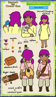 [BtGS] Violet Additional Ref by tachibana-chan