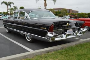 1956 Lincoln Premiere Sedan V by Brooklyn47