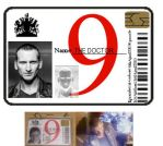 9th Doctor's ID Card from Aliens of London by pfeifhuhn