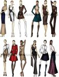 fall 2011 collection by sundancekat
