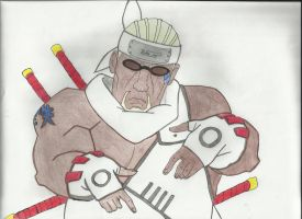 Killer Bee by ITACHIASSAN96