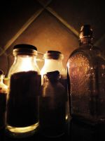 Potions and Elixirs 1 by nemesisenforcer
