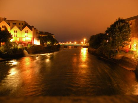 galway night by Dmi3