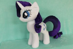 Rarity for Bronycon by WhiteDove-Creations