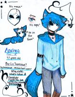 Andros reference .:.new O.C.:. by LizToonsewe