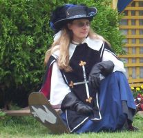 Musketeer 2 by MistressKristin
