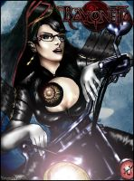 Bayonetta by GingerAnneLondon