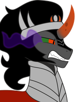 King Sombra Vector by shit1200
