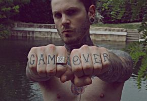 Game Over. by claustrofobia