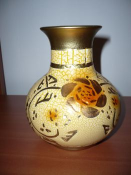 ornament vase by the-AC-stock