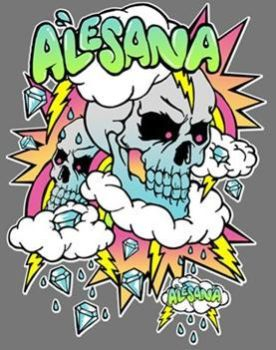 Alesana shirt design by BethanyBRUTAL
