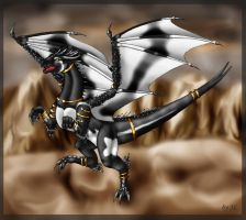 Magpie for Zha by Aarok