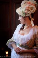Chemise a la Reine and Robe 2 by JustBetsyCostumes