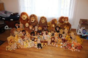 Collection Update August 2012 by Laurel-Lion
