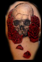 skull coverup by eminimal