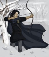 asoiaf - theon by spoonybards