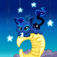 Woona Kitty by Superkeen