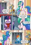 Day in the Lives of the Royal Sisters 10 by mysticalpha