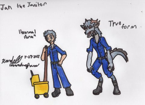 New Character: Jan by Dell-AD-productions