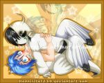 bleach: glomp XD by Neny-Paradise
