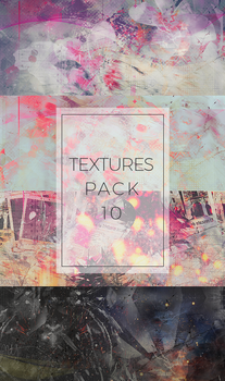 Pack 10, textures by kagomechan20