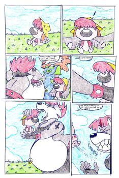 WeNdY wOlF cOmIc. PaGe 33. by Virus-20