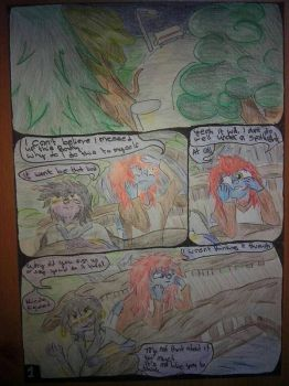 (Untitled) p. 1 by DragongirlKal