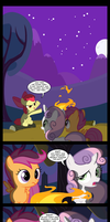 Campfire Stories by tamalesyatole