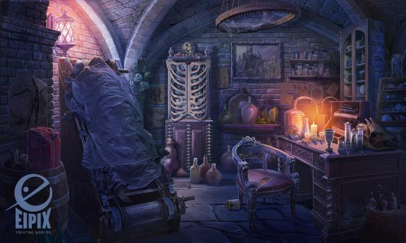 Correction chamber by ameli-lin