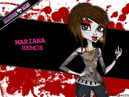 Mariana Hemos Wallpaper by holhez21