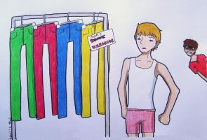 Matt's Wardrobe? by XX-moo-XX