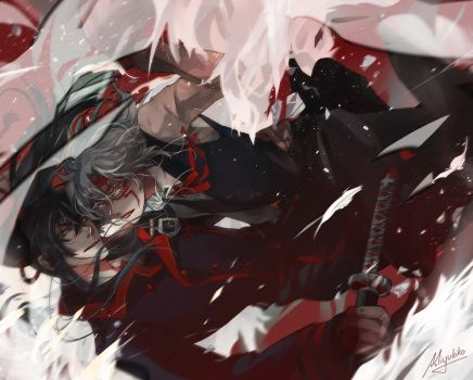 DGM - To Hell and Back by Miyukiko