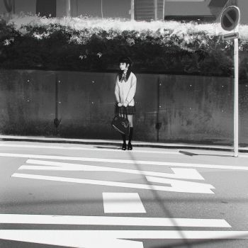 School Zone by Kuvshinov-Ilya
