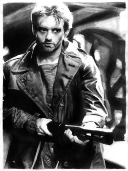 Kyle Reese by rcrosby93