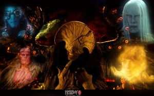 Hellboy 2: The Golden Army by mr-hobo