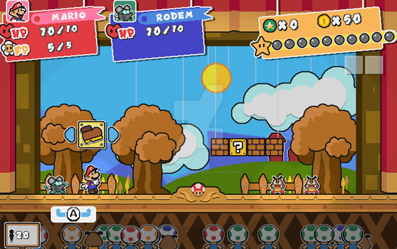 Paper Mario Colours of Creation - Update/Discord by BenstarDeviant