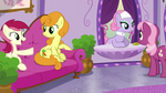 Ponies mingle at the Day Spa S6E10 by Tardifice
