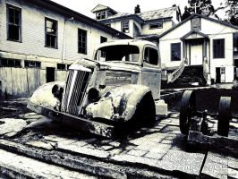 old truck... by josmo