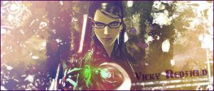 ::Bayonetta:: by Claire-Wesker1
