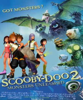 Scooby-Doo 2 Monsters Unleashed by MariCorsair
