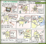 Life with an Android - Ch. 1 by nish7x