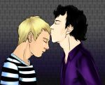 Johnlock luv by AConsultingMind