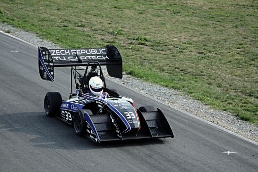 Formula Student Czech Republic 2014 by MisInvisible