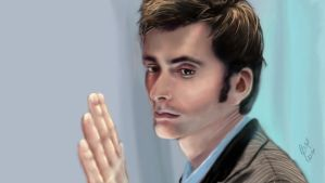 The Doctor by CellyMonteiro