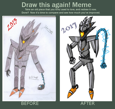 Meme Before And After by Omega-Knight-X97M