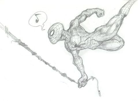 Spidey by OcioProduction