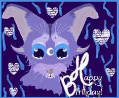 Happy Birthday Lunybby by WolfMemories210
