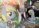 Lost in Perception Fanfic Cover by artwork-tee