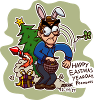 Happy Holidays? by MarkProductions